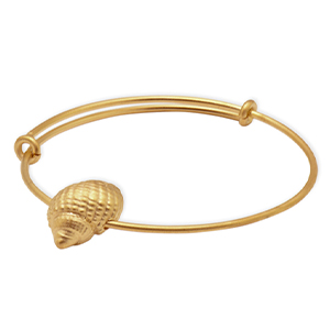 Valentino - Seashell Bangle