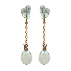 Marni - Screw Drop Earrings