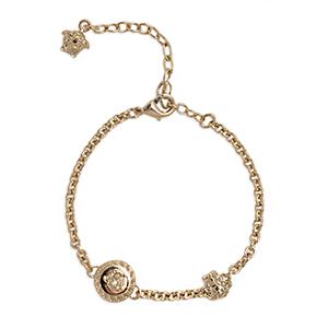 Versace - Gold Medusa Chain Bracelet