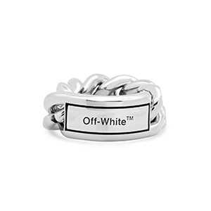 Off-White - Sweetheart Ring - Size 7.5