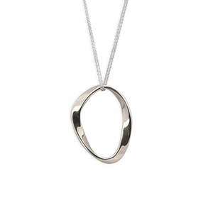 Agmes - Isabel Pendant - Sterling Silver