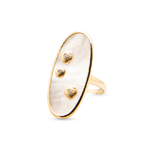 ROAD - Queens Ring - Size 6