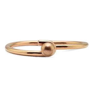 Celine - Dot Bracelet (Rose Gold) - Medium