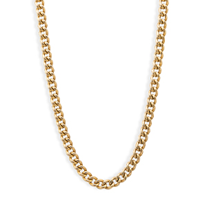Christian Dior - Long Curb Chain Necklace