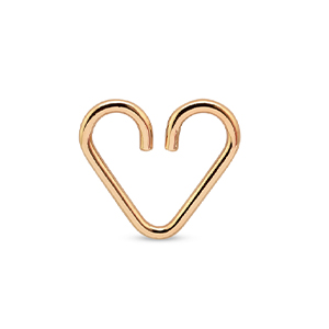 Gaviria - Heart Ring - Size 5.75