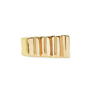 Gaviria - Eero Ring (Gold) - Size 7.5