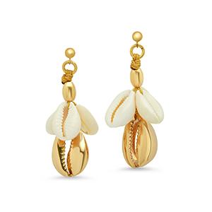 Tohum  - Shell Earrings